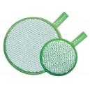 Зеленый чистящий круг 18 см
